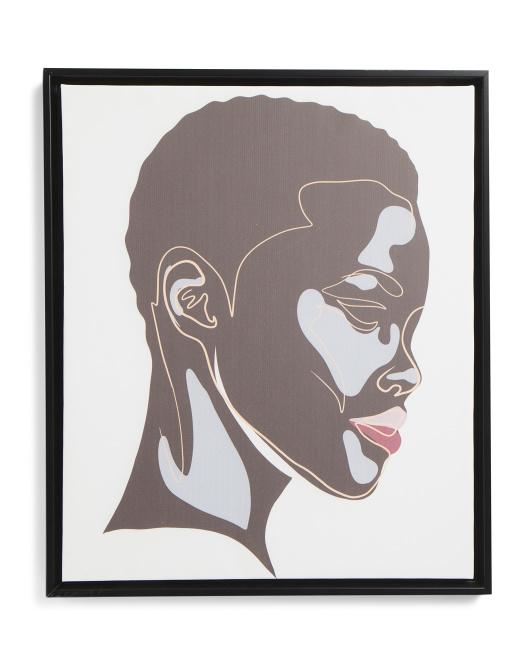 THE SOW CO 20x24 Black Beauty Wall Art $24.99