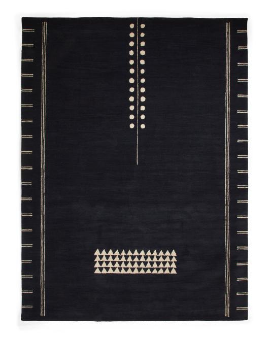 MOMENI Wool Hand Tufted Modern Area Rug $249.99 — $599.99