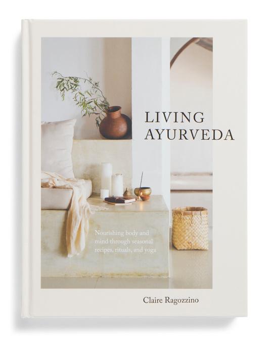 SHAMBHALA Living Ayurveda $19.99