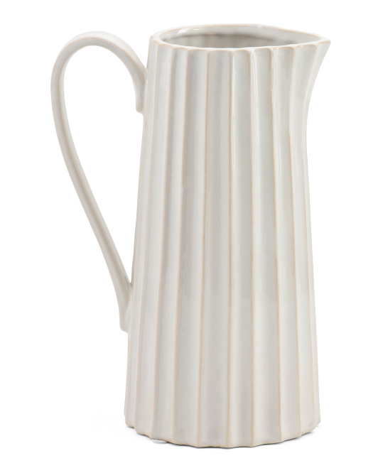 PORT TO PORT 10in Decorative Pitcher $14.99