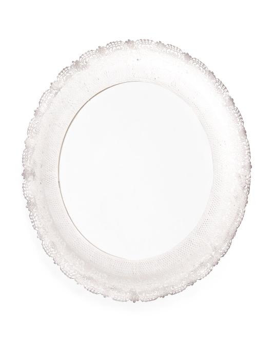 BREWSTER Endicott Metal Lace Mirror $59.99