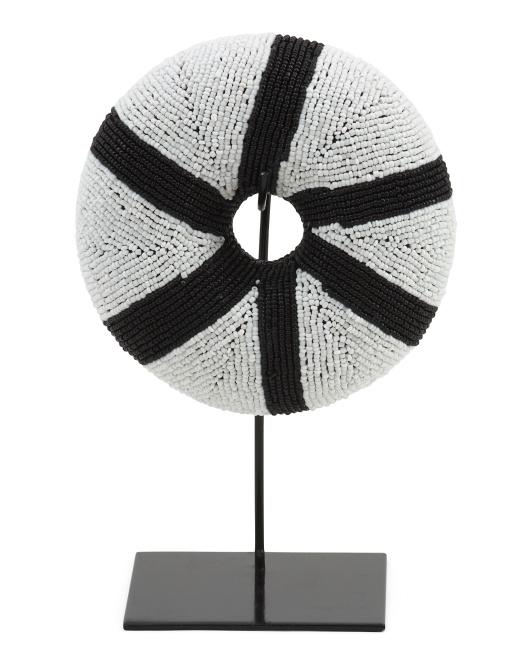 UMA 4x10 Beaded Bangle Sculpture $59.99 https://fave.co/3vMrgoI