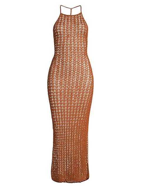 Cult Gaia Demi Knit Dress $398