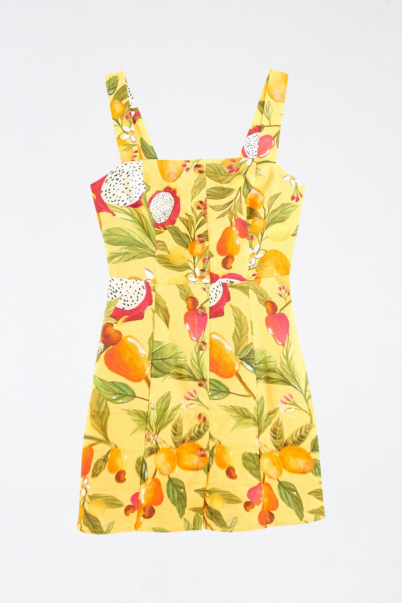 Fruit Lovers Mini Dress $135