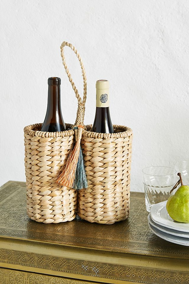 Mavis Wine Caddy $78.00