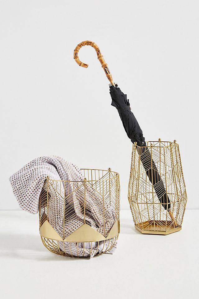 Brooke Wire Umbrella Stand $138.00