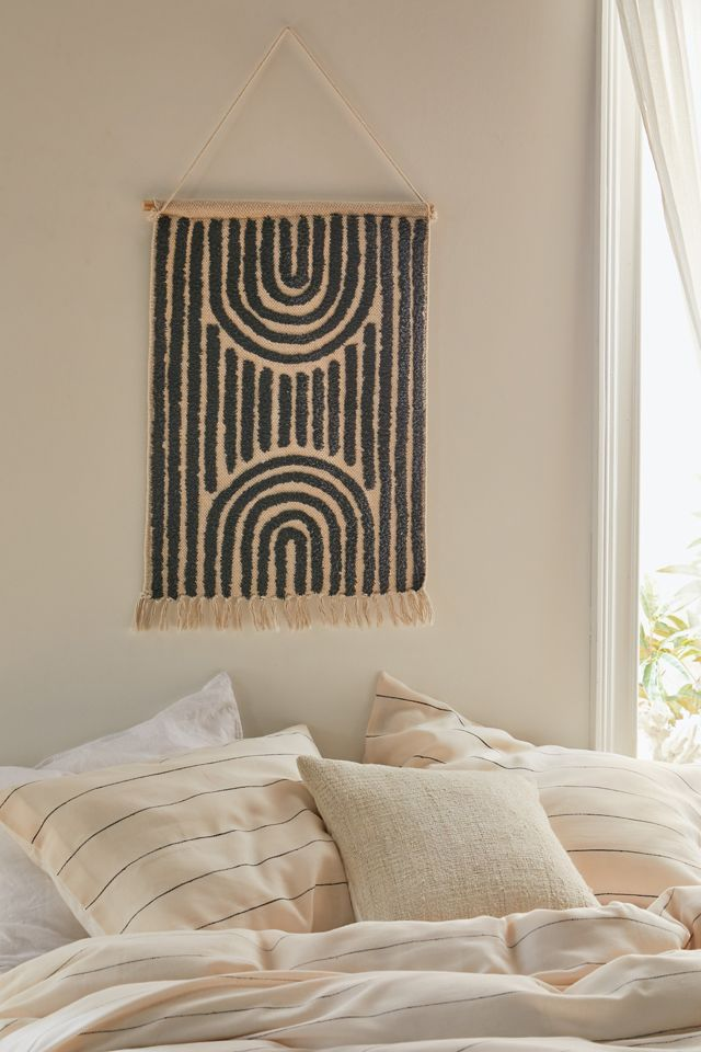Modern Hilo Tufted Wall Hanging $39.00