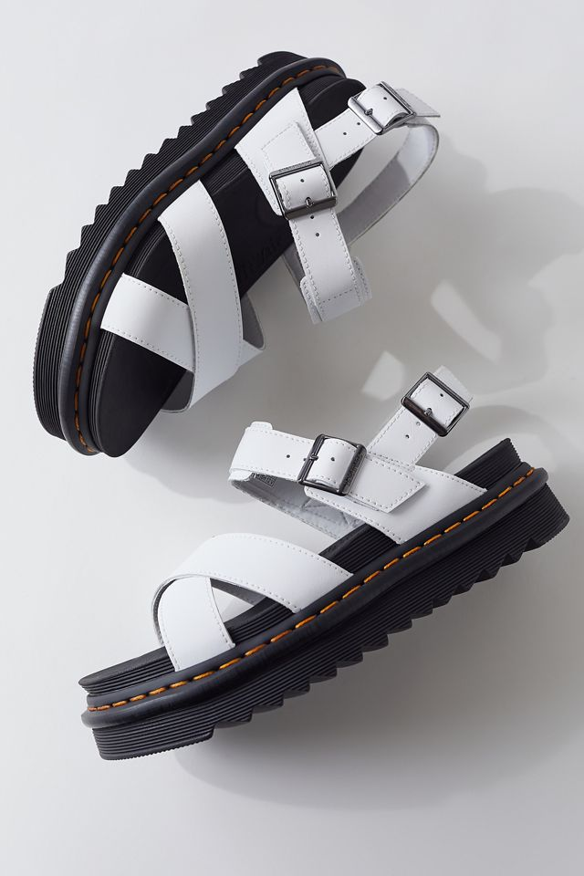 Dr. Martens Voss II Hydro Leather Sandal $100.00