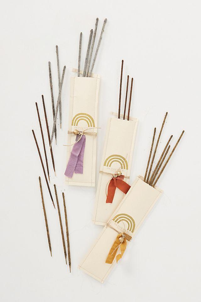 Catherine Rising Incense Sticks, Set of 12 $28.00