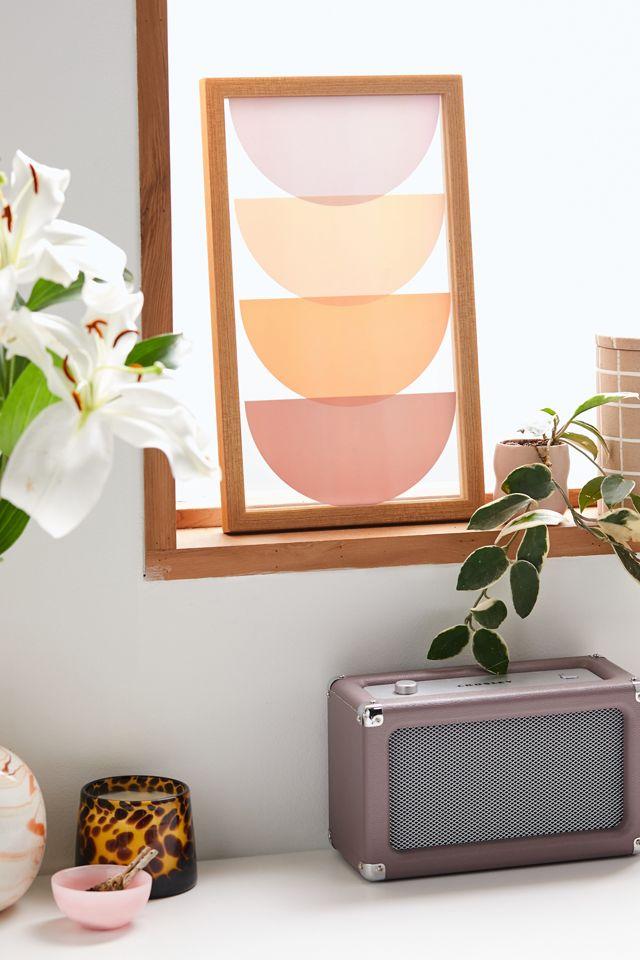 Alex Modern Blocks Framed Art Print $24.00