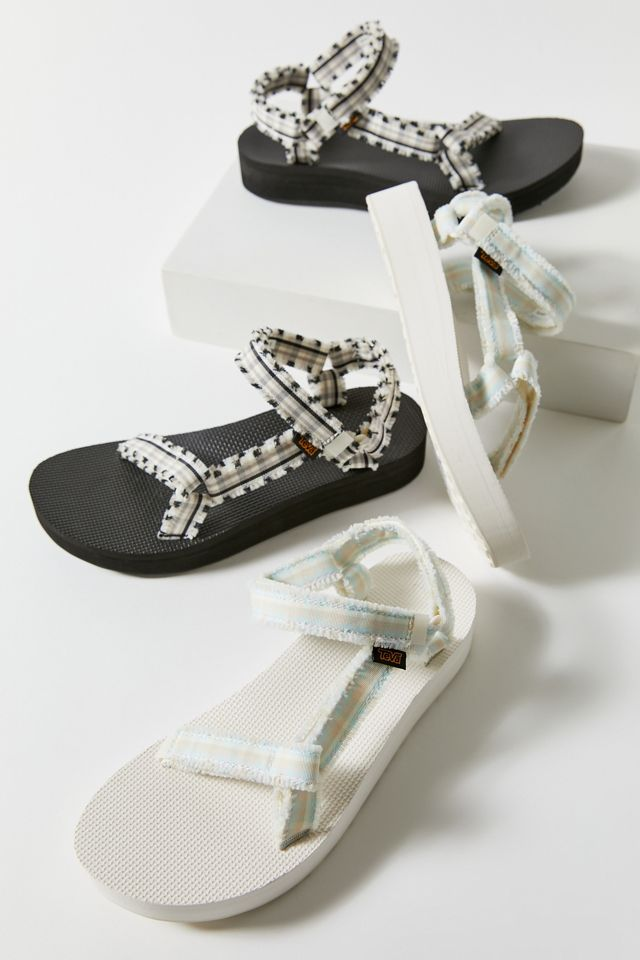 Teva Midform Fray Sandal $65.00