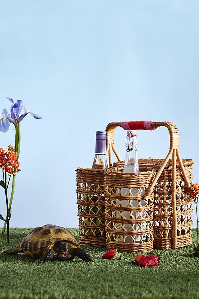 Amai Wine & Bread Basket $78.00