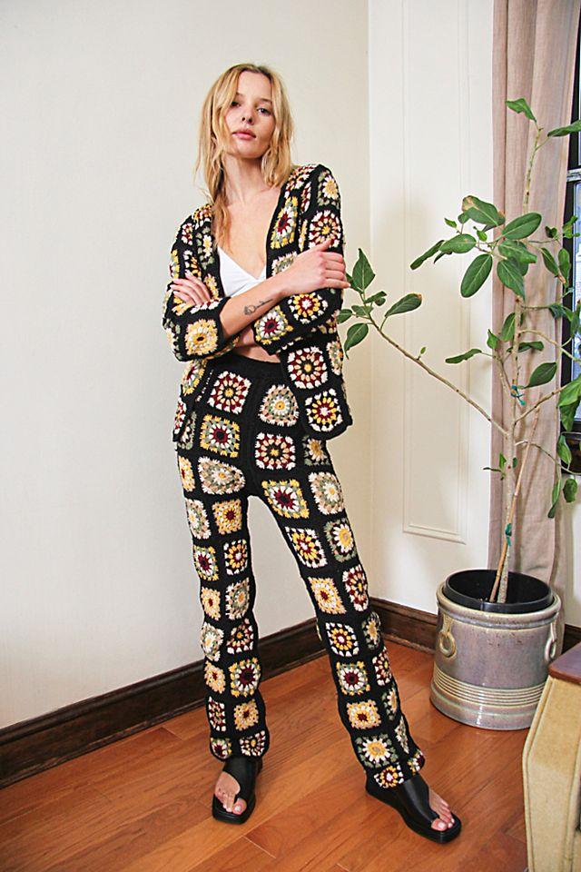 Crochet Suit $368.00
