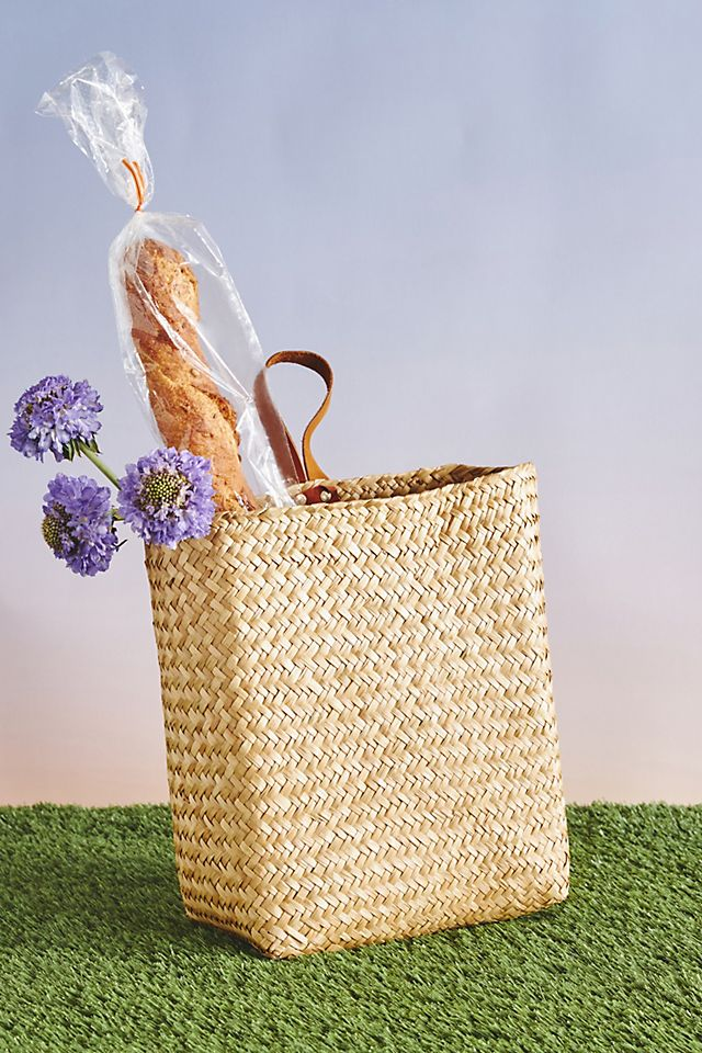 Olli Ella Structured Hanging Picnic Basket $38.00