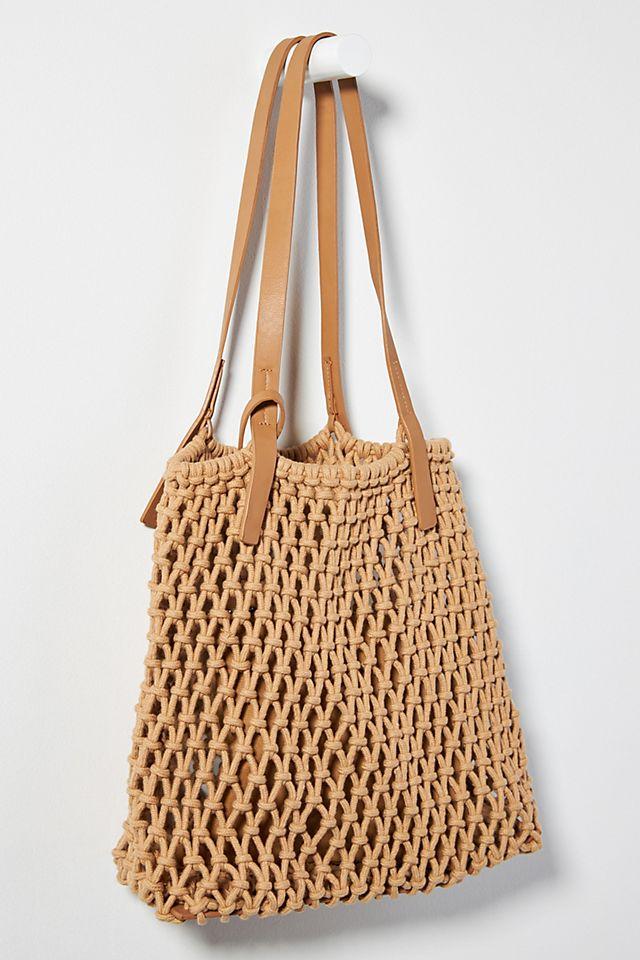 Crochet Tote Bag $68.00 https://fave.co/3ha5C8u