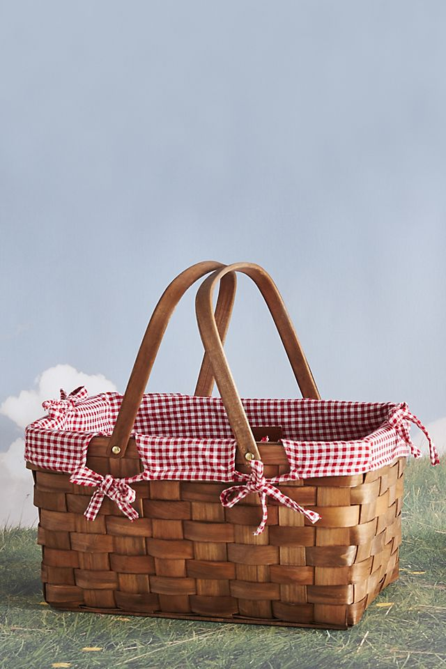 Meadow Picnic Basket $68.00