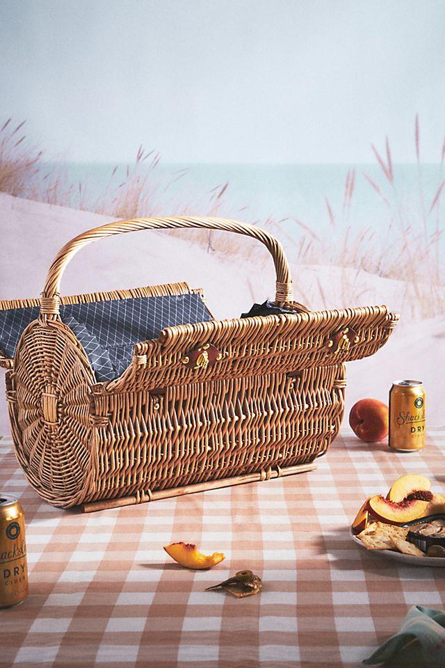 Tambour Picnic Basket $128.00