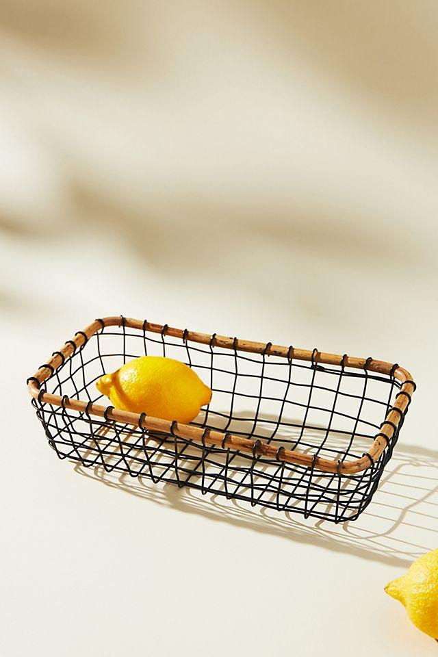 Wire Bread Basket $32.00