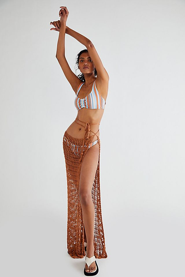 Eliza Maxi Skirt $198.00