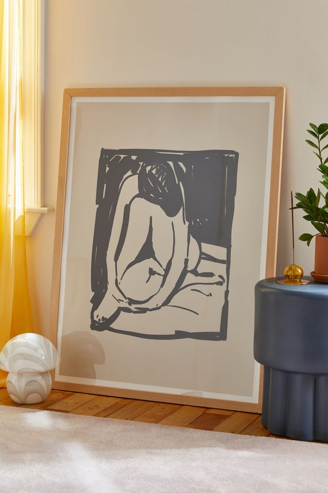Dan Hobday Art Rest Art Print $19.00 – $399.00
