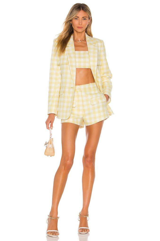 Clarisse Shorts Camila Coelho $168