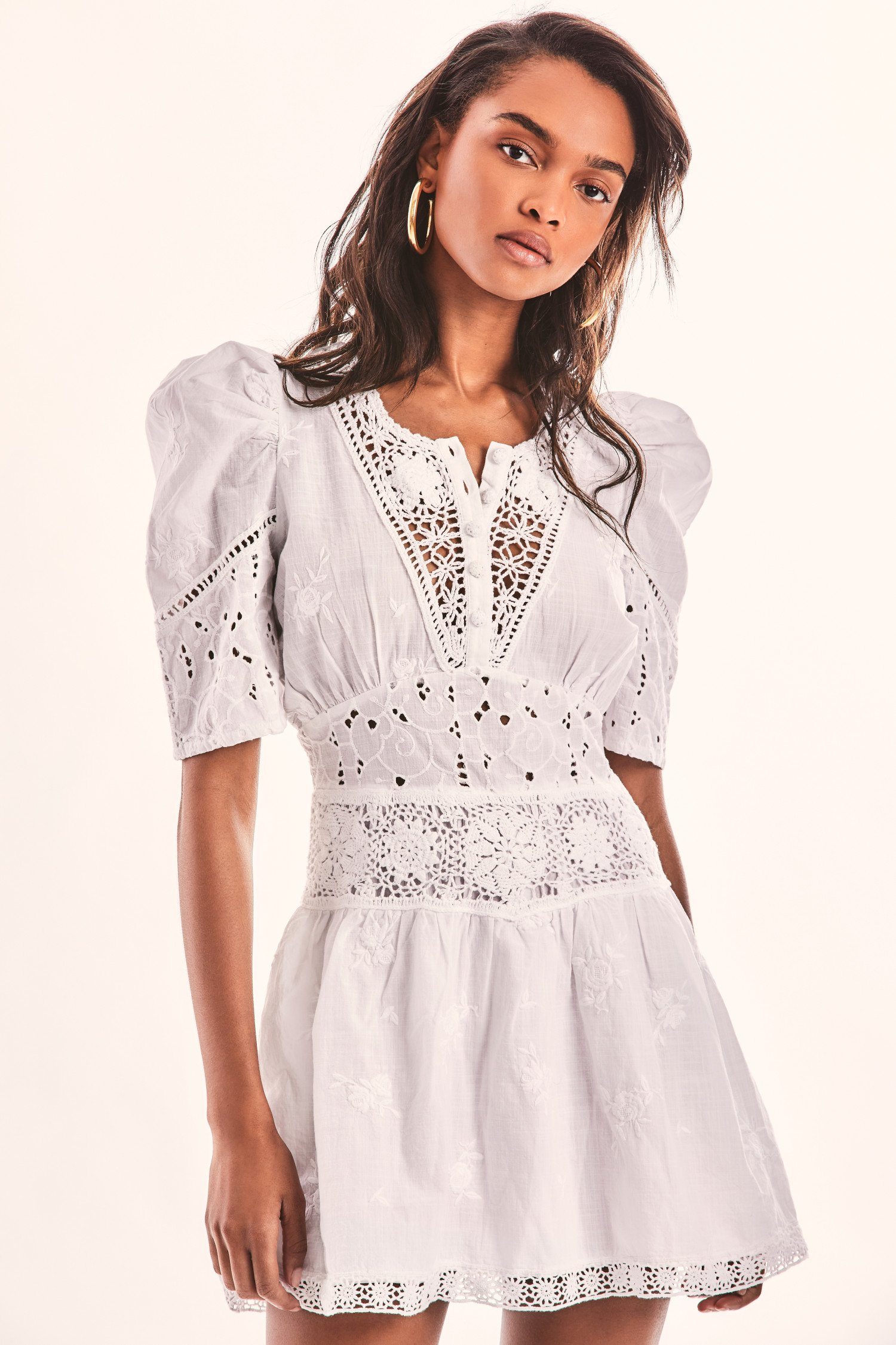 Divine Mini Dress $425