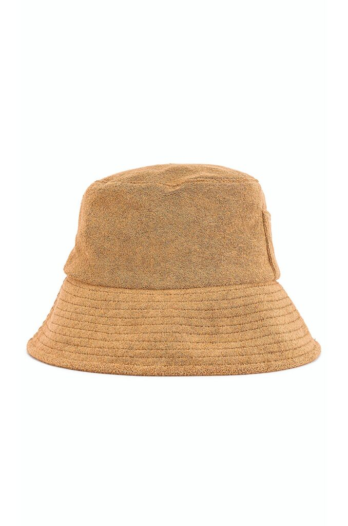 Wave Terry Bucket Hat Lack of Color $99