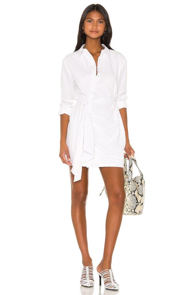 AUGUST SHIRT DRESS L\'Academie $ 168