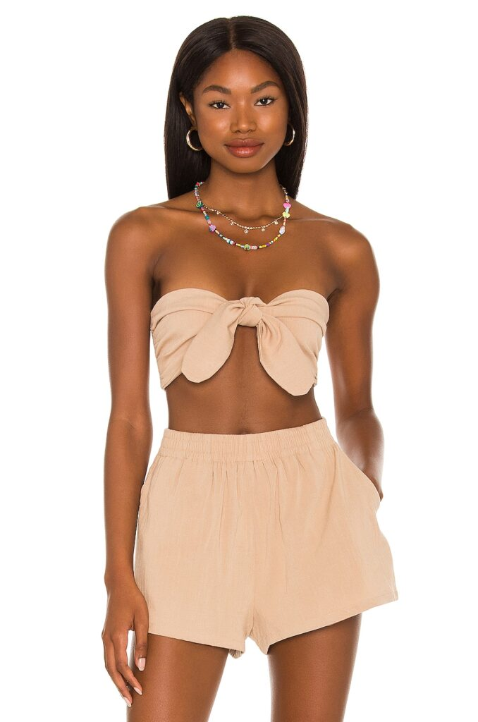 Whitney Top in Cream Lovers + Friends $88