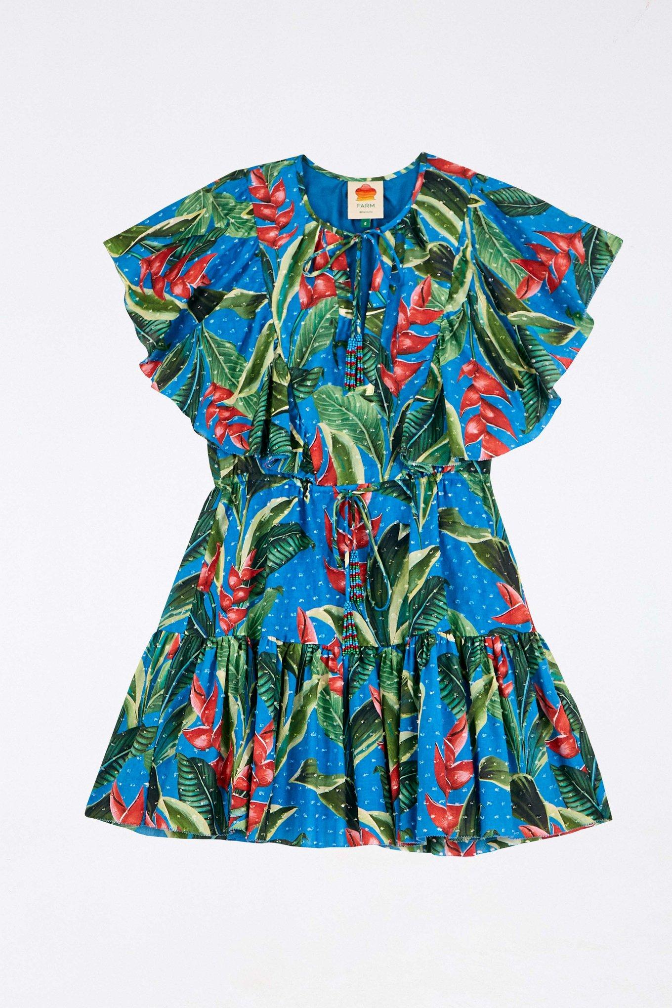 Dream Garden Mini Dress $160