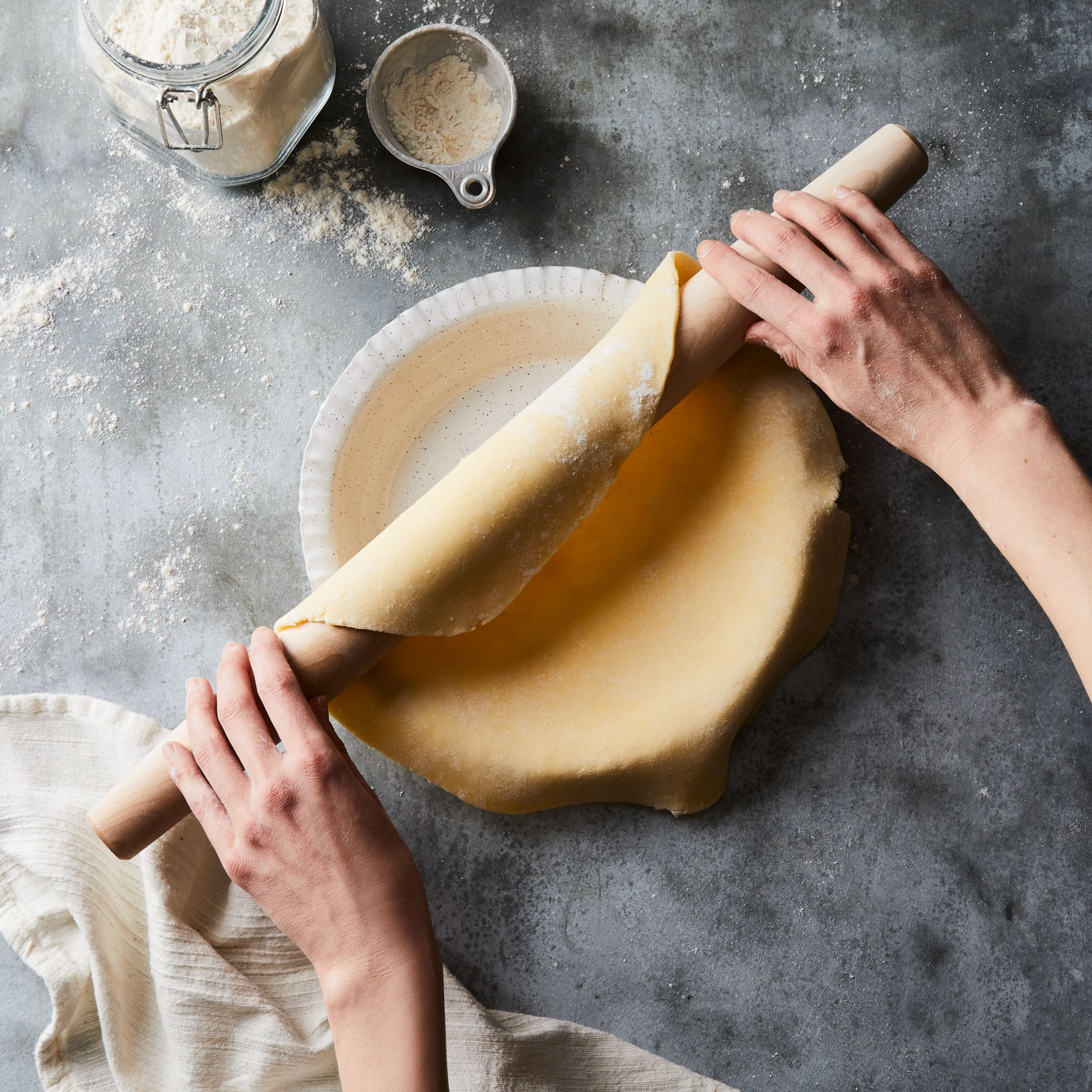 Tapered French Rolling Pin $24