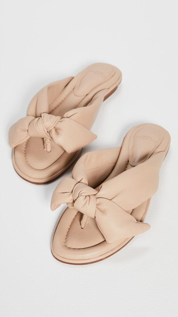 Alexandre Birman Soft Clarita Flat Sandals $395.00