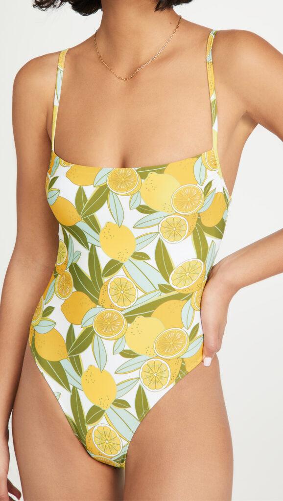 Andrea Iyamah Sari One Piece Swimsuit $140.00