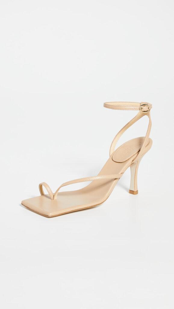 A.W.A.K.E MODE Delta High 80mm Sandals $570.00
