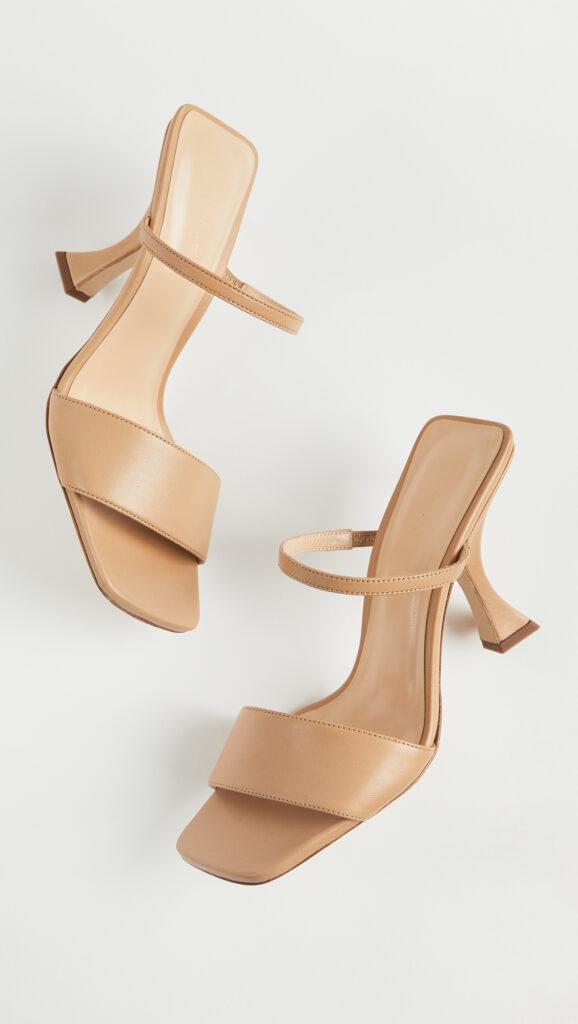 BY FAR Nayla Sandals $444.00