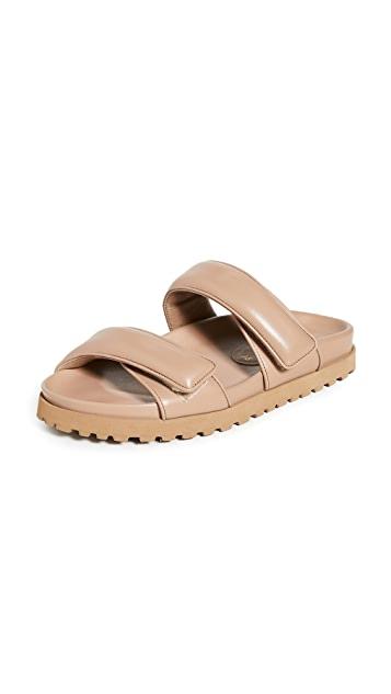 Gia Borghini x Pernille Teisbaek Platform Sandals $445.00