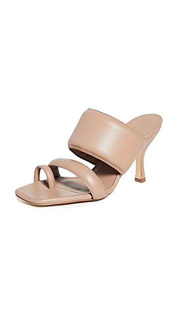 Gia Borghini x Pernille Teisbaek 80MM Sandals $425.00