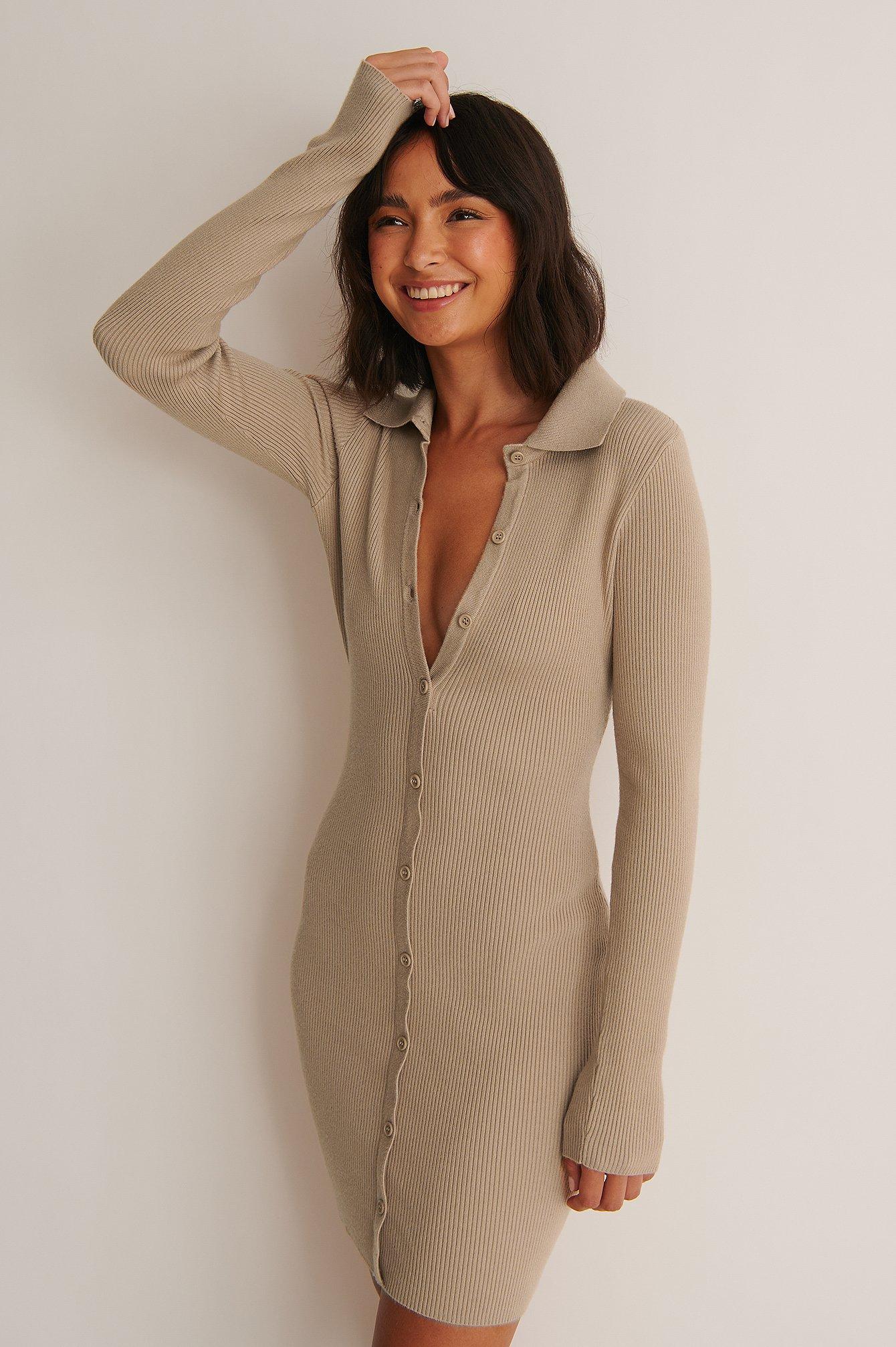 Button Up Dress 53.95