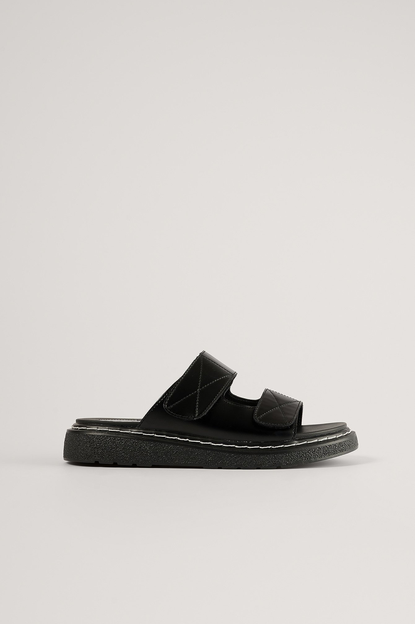 Contrast Stitch Slippers  $47.95