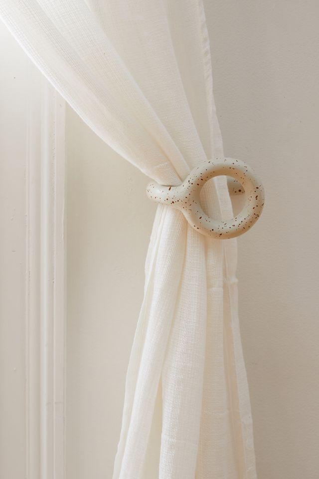 Sofia Curtain Tie-Back Set$34.00