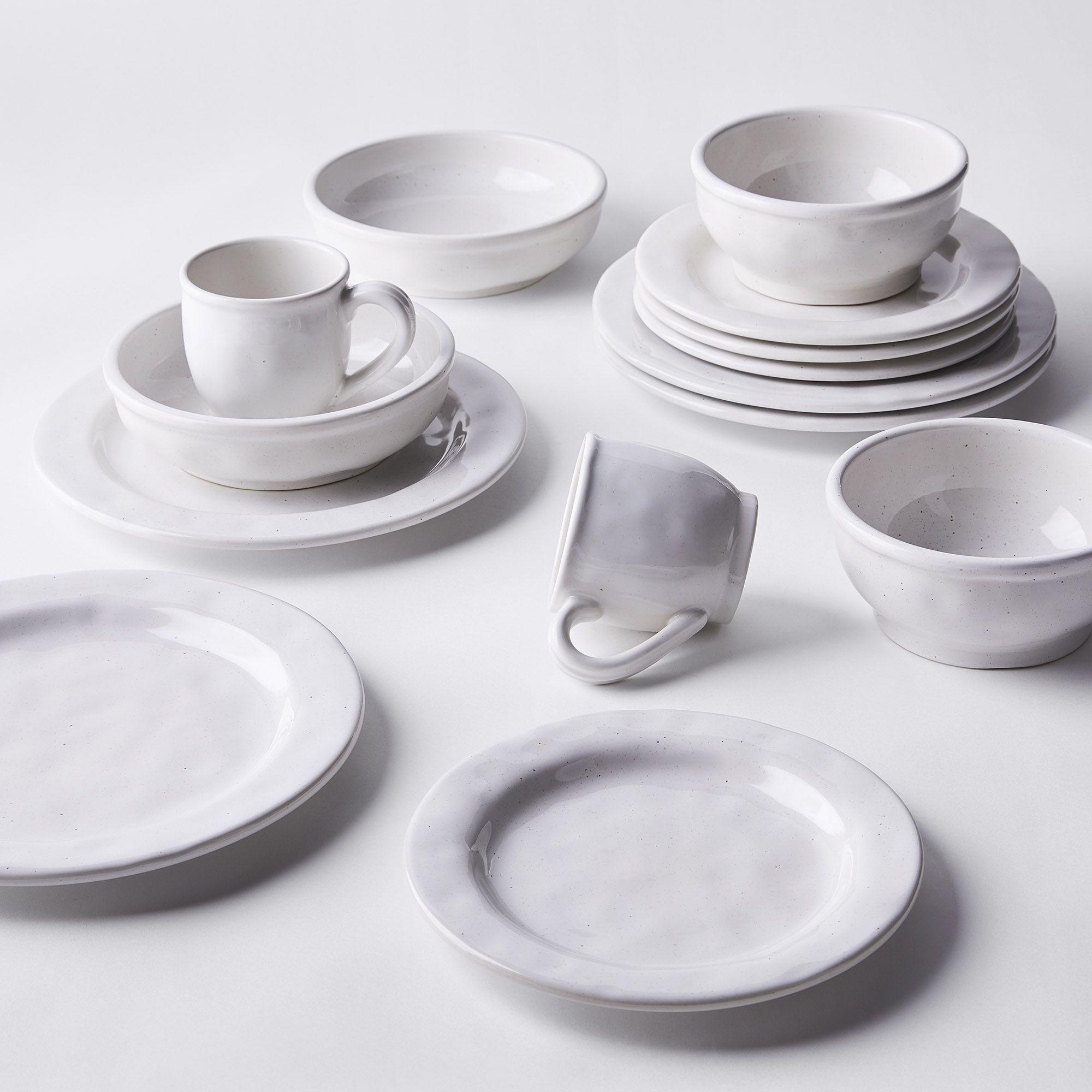 Simple Ceramic Rustic Dinnerware $74–$225