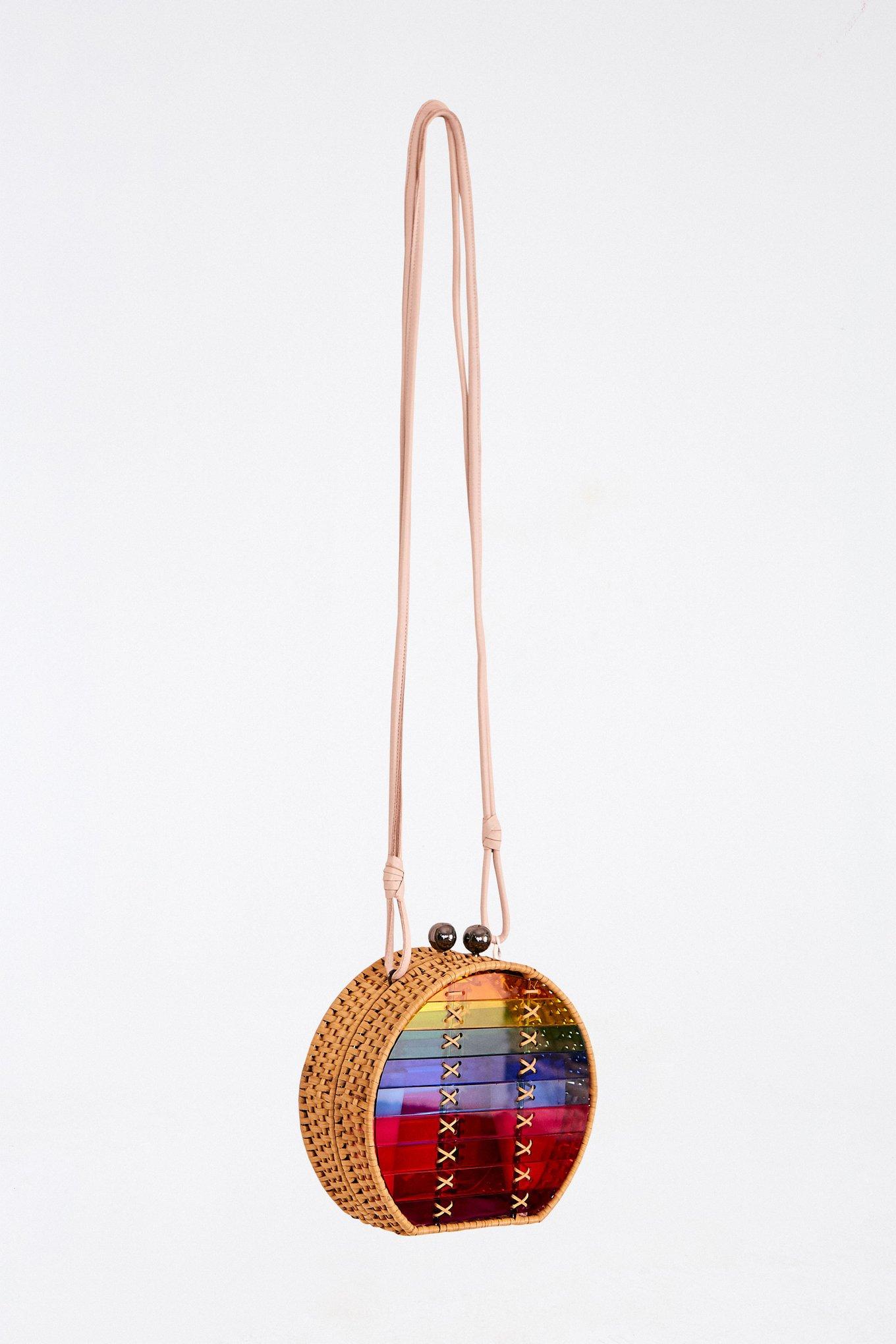 Rainbow Waiwai Bag $624