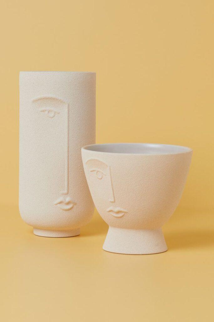Stoneware Vase $29.99