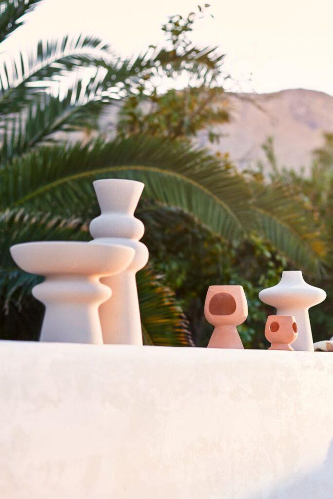 Large Stoneware Vase $29.99