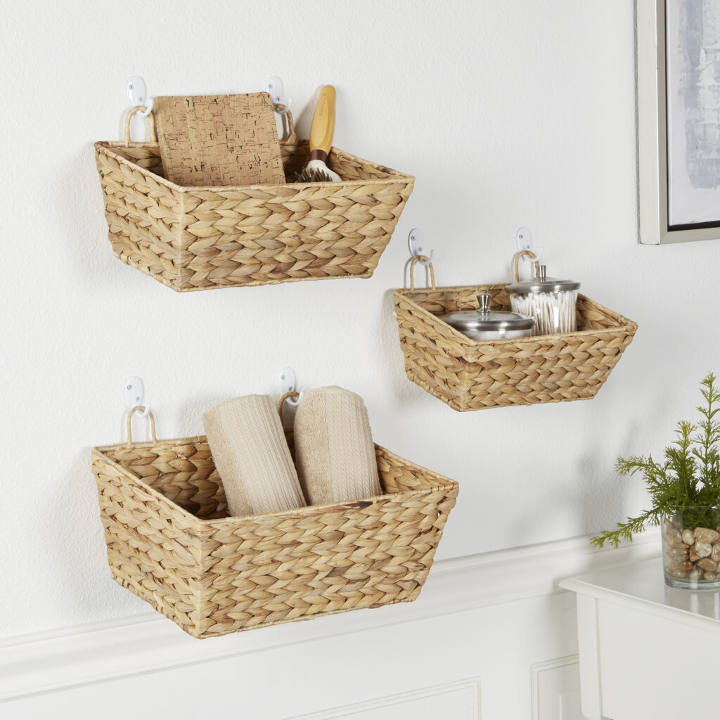 3Pk Water Hyacinth Hanging Baskets $24.97 https://fave.co/3nwsPqh