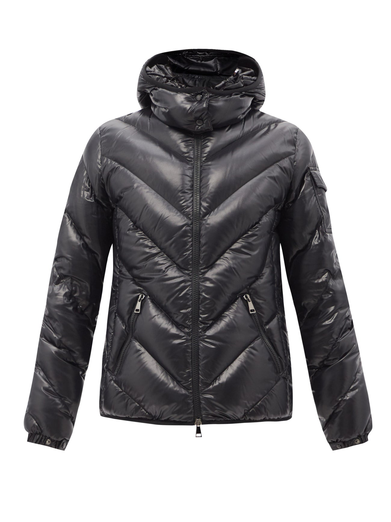 MONCLER Brouel quilted down hooded jacket $1,650
