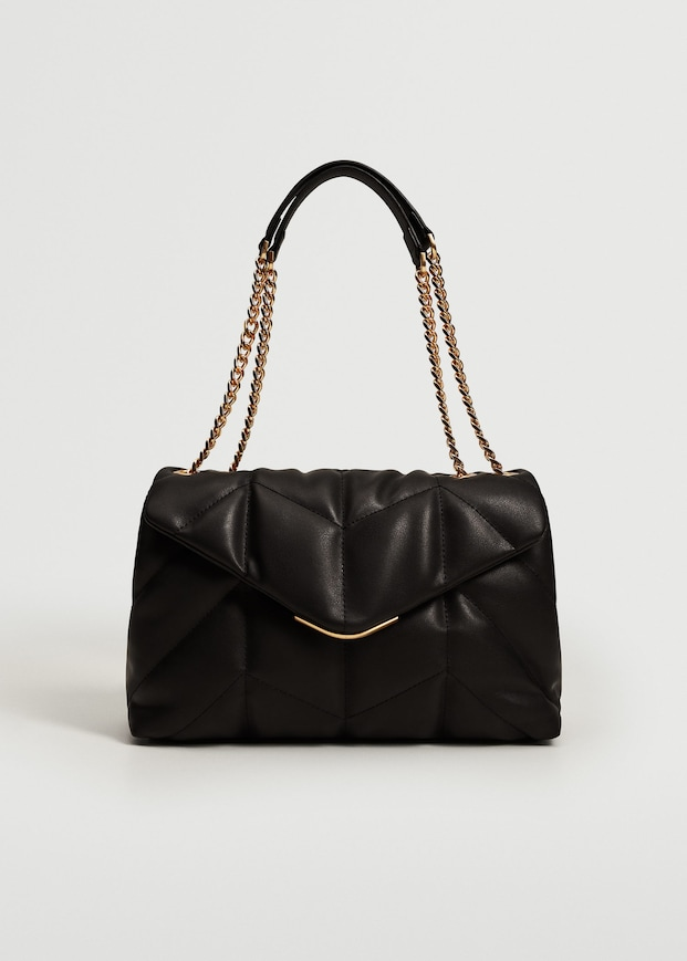 Quilted chain bag $79.99