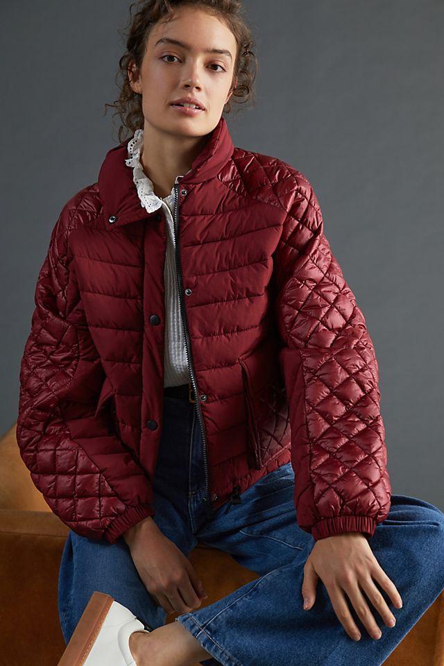 Bernardo Quilted Puffer Jacket $148.00