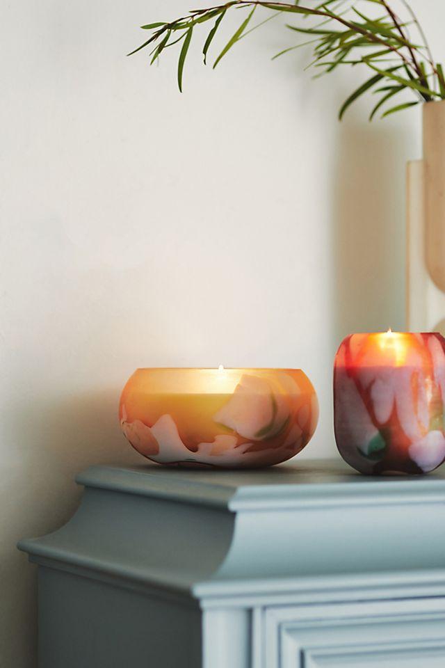 Abundance Glass Candle $44.00