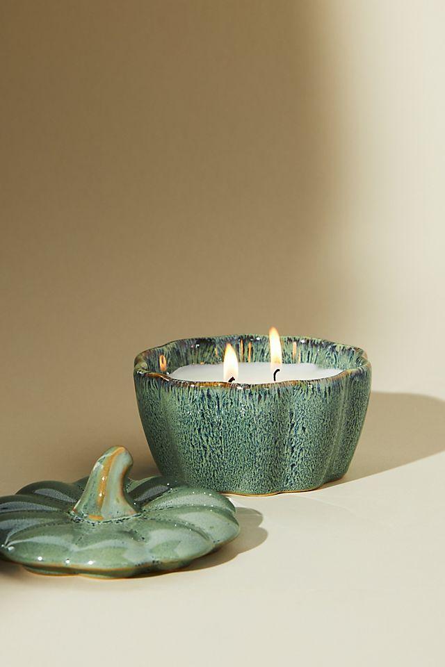 Pumpkin Ramekin Candle $24.00